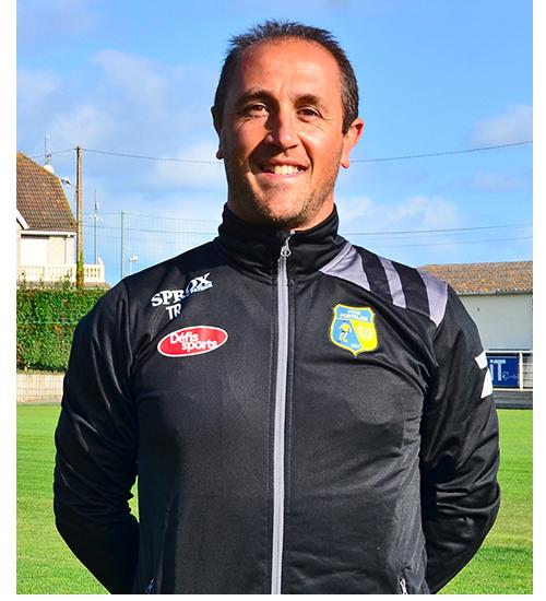 Tony Rageot entraîneur Stade Portelois Le portel