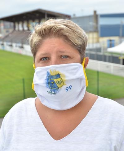 Masque Stade Portelois