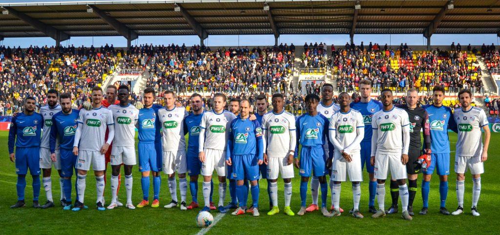 Stade Portelois RC strasbourg