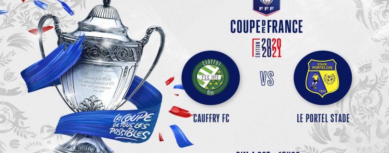 Coupe de France Stade Portelois