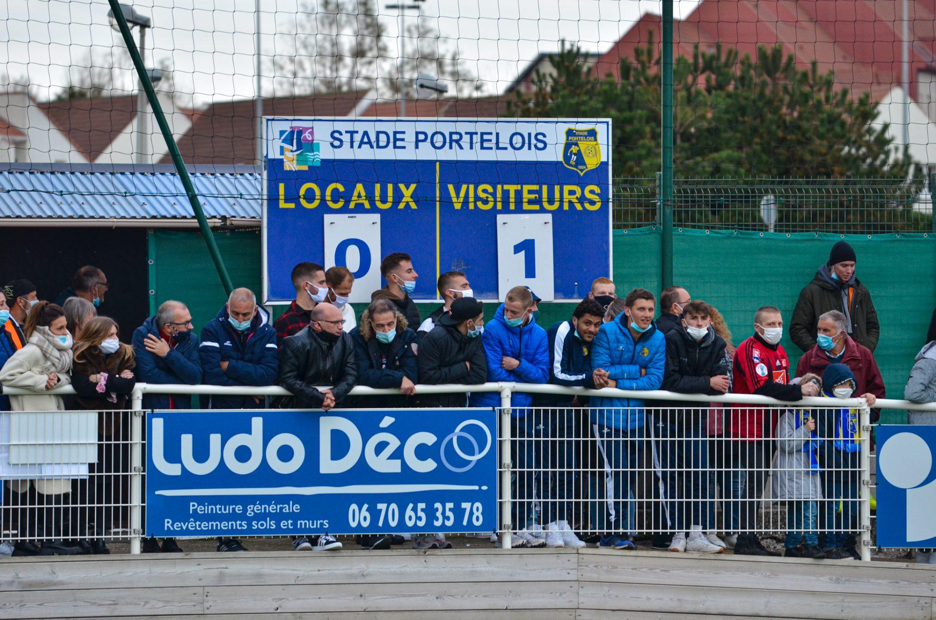 Stade Portelois USBCO Coupe de France 2020