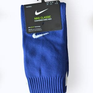 chaussettes bleues nike