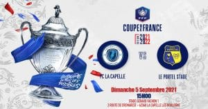2 ème tour de coupe de France 2021